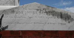 Ada Louisa Batson