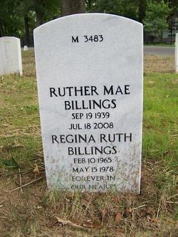 Ruther Mae Billings