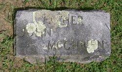 John McChrien