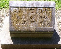 Katy Lee <i>Whitten</i> Clay