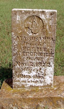 Caty Susanna Abercrombie