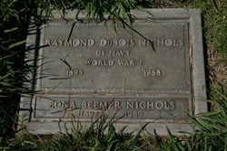 Raymond DuBois Nichols