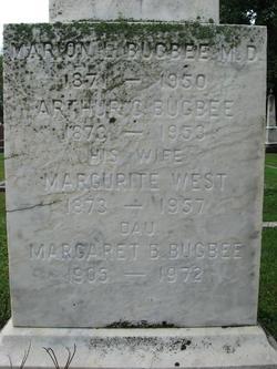 Arthur G Bugbee