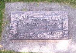 Thelma Ingebord Judy