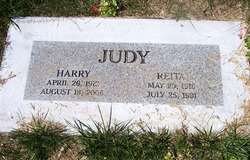 Harry E Judy