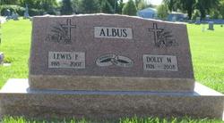 Dolly Marie <i>Miller</i> Albus