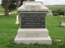 Mary Abigail <i>Tyrrell</i> Dow