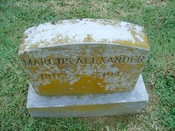 Marcus Alexander