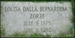 Louisa <i>Dalla Bernardina</i> Zorzi