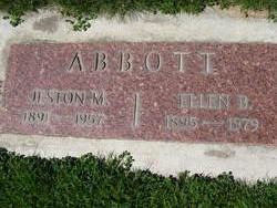 Ellen B. Abbott