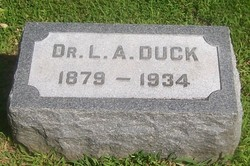 Dr Lorenzo A. Duck