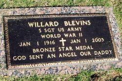 Willard Blevins