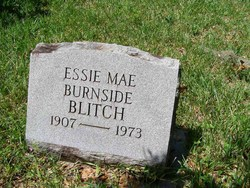 Essie Mae <i>Burnside</i> Blitch
