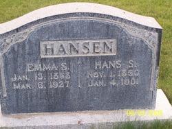 Hans Soren Christian Hansen