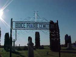 Boice Prairie Cemetery