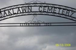 Oaklawn Cemetery