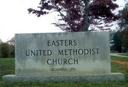 Easters United Methodist Church Cemetery
