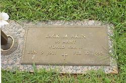 Jack Max Akin