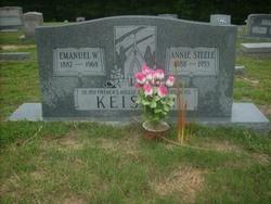 Annie Catherine <i>Steele</i> Keisler