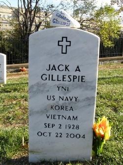 Jack Alden Gillespie