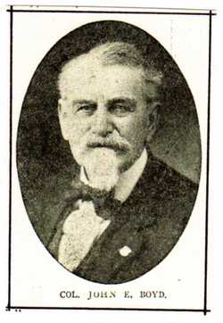 Sgt John Elisha Boyd, Jr