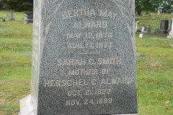 Bertha May Alward