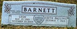 Leon Barnett