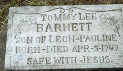 Tommy Lee Barnett