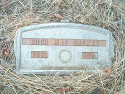 Ruth Mae Drewke