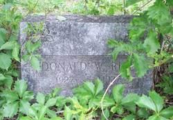 Donald W. Rice