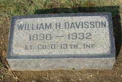 LTC William Henry Davisson