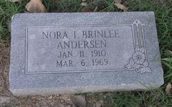 Nora I. <i>Brinlee</i> Andersen
