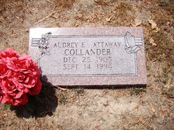 Audrey Elvie Attaway