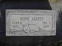 Hope Aslett