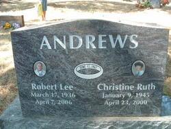 Robert Lee Andrews