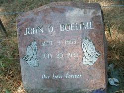 John D. Boehme