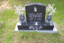 Ceola Mary Newburn