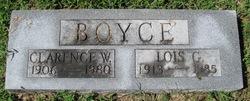Lois <i>Gathright</i> Boyce