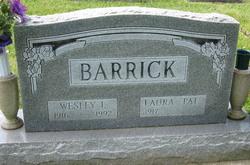 Wesley I. Barrick