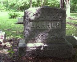 Harriet <i>Dutcher</i> Barrus