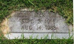 Helen Beck Ball
