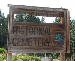 Croatian Cemetery #2