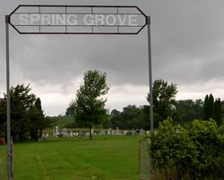 Lower Spring Grove Cemetery