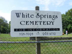 White Springs Cemetery