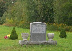 Constantia Center Cemetery