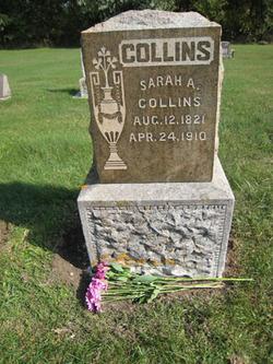 Sarah Anna <i>Thomas</i> Collins
