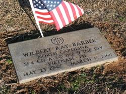 Spec Wilbert Ray Barbee