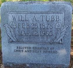 William Aurie Tubb