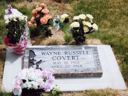 Wayne Russell Covert