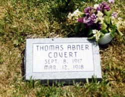 Thomas Abner Covert